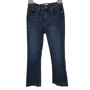 J. CREW Women's Sz 25 Billie Demi Boot Crop Jean